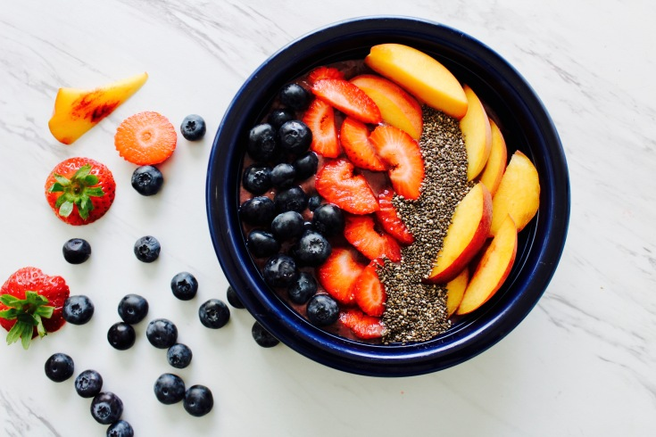 Gut Healing Açai Bowl from Joi-Knows-How.com